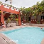 The Pool at the Sallamai Resort