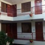 Área dos quartos
