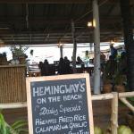Foto di Hemingway's on the Beach