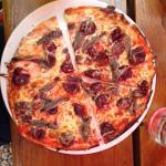 Gluten-free Napolitana pizza