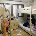 ห้องพักรวมแบบ Dorm สำหรับพัก 4 คน (ผู้หญิงเท่านั้น)