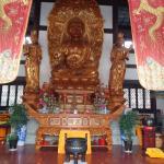 Buddha Image, Guyaoshi Temple
