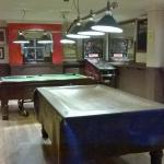 Gaming/Pool Table area