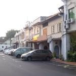 Roof Top Guest House Melaka Foto