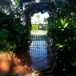 Gateway to beach access