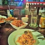 Lamb & Fish Biryani
