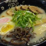 #1 Tonkatsu Shio Ramen with extra cha-shu