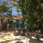 Restaurant @ Vila D'Este!