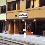 Adelas Restaurant - just down the street