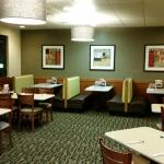 Our banquet room is both cozy and versatile.