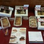 Let us make the goodies for you to bring to that party or meeting!