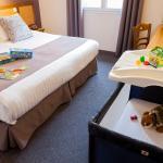 Pour les parents avec enfant en bas âge un kit bébé vous facilitera votre séjour