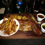 Argentinean Mix Grill. Delicious