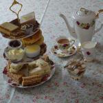 Afternoon Tea really good value