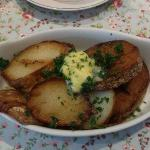 sautted potatoes, delicious