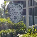 Courtyard Cafe Foto
