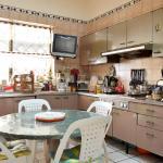 Cocina Compartida Casa Zalaoui Hostel