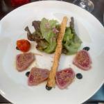 ludovic b .restaurant