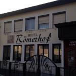 Hotel-Pension Römerhof Foto