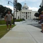 Alabama State Capitol Foto