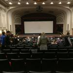 Indoor Theater with Plenty of Seating