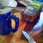 Nice selection of teas