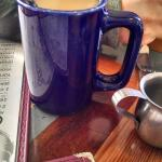 Coffee with Soy Creamer