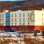 Motel 6 Wilkes-Barre Arena
