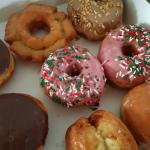 (Whats left of) a dozen donuts