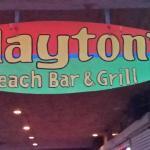 Foto de Clayton's Beach Bar and Grill