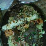 Meat Sampler Platter