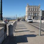 Lungo fiume Lisbona