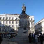 Monumento a Luigi Camoes, Lisbona