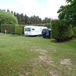 Caravan site we stayed at.