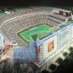 Levis Stadium Home to SuperBowl 50!