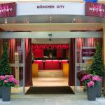 ‪Mercure Hotel Muenchen City Center‬