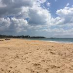 White Pearl Beach Foto