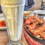 Salt Lassi & Mix Grill