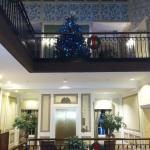Christmas Lobby
