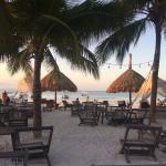Foto de Mandarina Restaurant & Beach club by Casa Las Tortugas