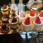 Choco Flan, Cheese Cup Cakes