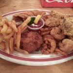 Rocky Creek Seafood Platter
