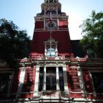 Firemen Building Image