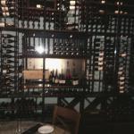 Stone Creek Westchester wine vault