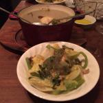 メカジキと季節野菜のストウブ蒸し