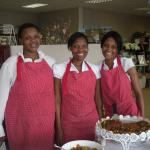 Friendly and happy staff