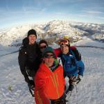 Sortie Ski de Randonnée avec Mathieu 24/12/2015