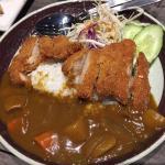 Chicken Katsu Curry Don
