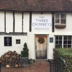 The Three Chimneys Foto