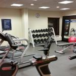 Great workout room